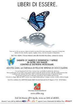 manifesto III Giornata Nazionale Uildm 2007