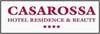 logo Casarossa Hotel