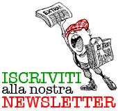 iscriviti alla nostra newslwtter