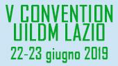 V Convention Uildm Lazio